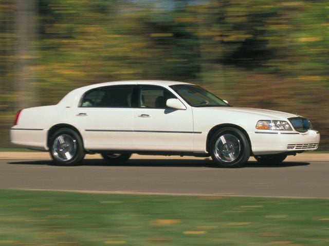 2004 Lincoln Town Car Ultimate In Carbondale Il St Louis Lincoln